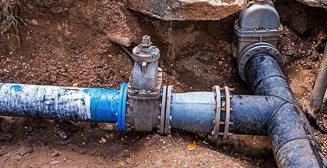 Sewer Line Repair and Replacement Service in NJ